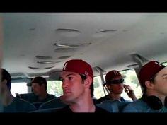 Harvard Baseball Team Covers 'Call Me Maybe' so funny!