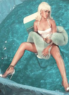 Rihanna by Steven Klein for V Magazine Summer 2015