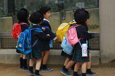 Kids in Kobe Zoo
