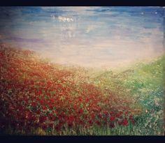 Poppy field ❤