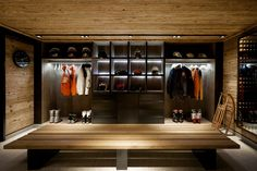 Cyanella Lodge by Bo Design - Closet
