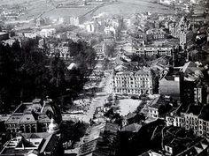 Calle Uria. Oviedo 1934   por pelz