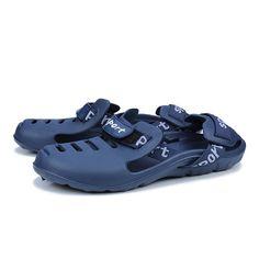 2018 New Summer Comfort Shoes Men Beach Sandals Hollow Slippers Men Flip Flops Light Sandalias Outdo #shoes #shoeslover #shoesforsale #shoestyle #shoestore #shoeslife #shoesshop #snakerheads #sneaker #sneakers #shoesmens #shoesboots #oxfordshoes #shoesheels #men'sfashion #men'scasual #men'sstyle  #men #fashion #menFashion
