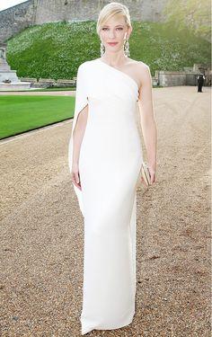 kate bosworths fashion inspiration... cate blanchett. love this clean elegant dress