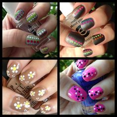 dotting tool nail art