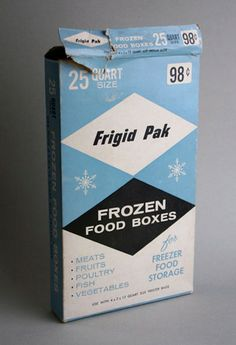 Frigid Pak by Javier Garcia Design, via Flickr