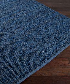 Continental Rug - Midnight Blue