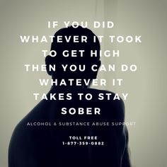 If you did whatever it took to get high then you can do whatever it takes to stay sober. Addiction Help, Addiction Recovery, Relapse, Sobriety, Over Dose, Sober, You Can Do, Drugs, Real Life