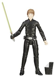 "Star Wars The Black Series Luke Skywalker 6"" Figure"