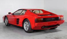 14k-Mile Euro 1987 Ferrari Testarossa for sale on BaT Auctions - sold for $80,000 on September 5, 2019 (Lot #22,633) | Bring a Trailer