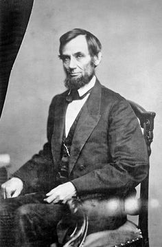 To give the Union a face, Lincoln turned to the photographer Mathew Brady.