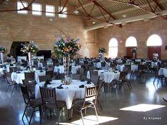 A Wedding Reception In The Harriet Island Pavilion