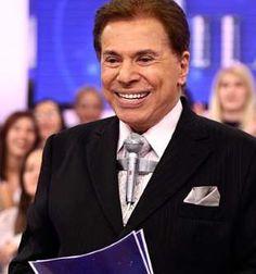Silvio Santos é do tipo que não perde uma piada em seu programa no SBT. Nem mesm... - SBT