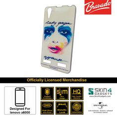 Buy Lady Gaga Face Mobile Cover & Phone Case For Lenovo A6000 at lowest price online in India only at Skin4Gadgets. CASH ON DELIVERY AVAILABLE