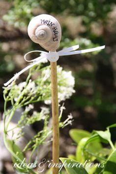 Ideas and Inspirations: Schneckentage * snails days