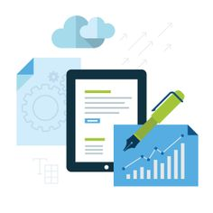 Company online presence analysis and audit
