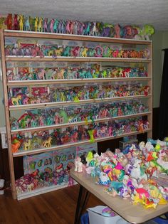 Collection Yes, these are My Little Ponies