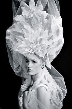 Head piece - Hillenius couture