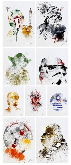 Splatter Art: