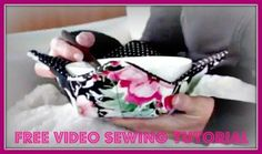 Learn How to Sew a Hot Soup Bowl Cozy