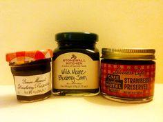 It Started with Mini Jars of Jam...  :  wedding favors nashville Jam jam