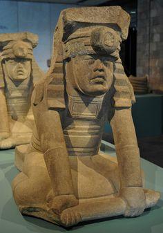 Olmec Twins Mexico City | Flickr - Photo Sharing!