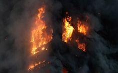Ελλείψεις σε μέτρα πυροπροστασίας στον πύργο Grenfell στο Λονδίνο