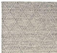 Katherine Carnaby - Coast Diamond CD03 Grey Marl Rugs | Modern Rugs