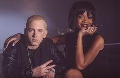 """Antes de sair em turnê, Eminem e Rihanna se apresentarão no """"MTV Movie Awards"""""""