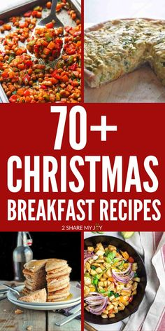 You need to check out these vegan Christmas breakfast recipes. Such a variety in comforting plant based breakfast ideas perfect for winter mornings. These recipes make me so excited for the holiday season.
