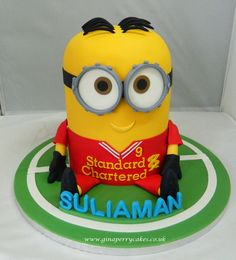 Liverpool FC Minion