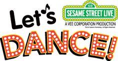 Sesame Street Live in Grand Rapids: Let's Dance, Nov. 18-19 {+Giveaway} - Mrs. Weber's Neighborhood