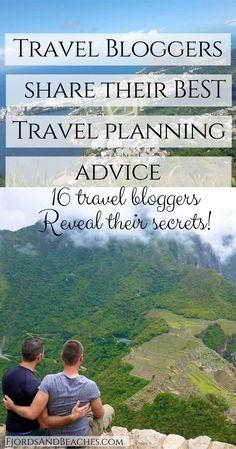 Travel Bloggers' BEST Travel Planning Hacks
