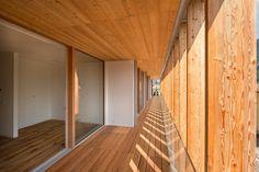 Roberto Paoli  _ Nexus! Associati, Mario Giovanelli · Casa D.A. Coltura #contemporaryhome #contemporary #architecture #architects #woodhome #caseinlegno #illecaseinlegno #nexus #home #newhome #woodenhome #larice