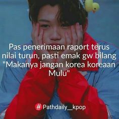 Save=follow me✓ Today Quotes, Quotes Indonesia, Tumblr Quotes, My Diary, Kpop, Family Goals, Fangirl, Im In Love, Qoutes