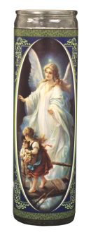 Guardian Angel~ Flameless Candle