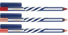 In abbinamento ci sono le matite labbra a lunga tenuta Pro Longwear Lip Pencil($19.50):  - SAUNTER, nude;  - SHORE LEAVE, corallo;  - THROW ME A LINE, rosso.