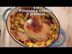 Pollo al limón en olla de hierro fundido | La cocina perfecta