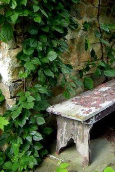 Secret garden hideaway ~ by Rose of Sharon