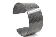 Carbon fiber wide bracelet (armlet)