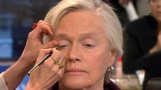 Going glam-ma: Makeup tutorial for senior citizens goes viral  - TODAY.com