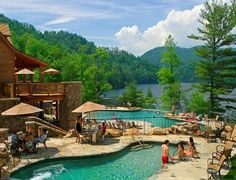 Bear Lake Reserve NC   Best Mountain Communities   Best Places to LIve