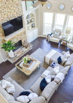 70+ Creative Living Room Ideas
