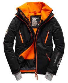 Superdry Glacier Jacket Black