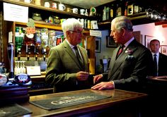"""Clarence House on Twitter: """"To end a great week in Wales, HRH is visiting The New Inn pub in the village of Llanddewi Brefi #TRHinWales."""