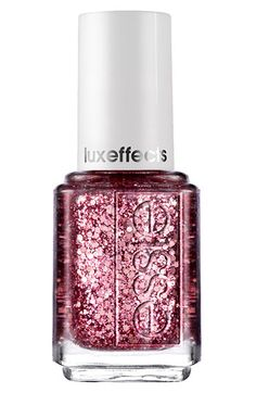"essie luxeffects in ""a cut above"" i want them all!"