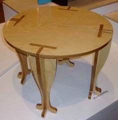 IDS Report: Furniture from a Four Foot Square : TreeHugger