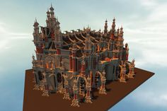 Nifelvind Cool Minecraft Creations, Minecraft Projects, Minecraft Designs, Minecraft Castle, Minecraft Houses, Minecraft Structures, Minecraft Survival, Minecraft Tutorial, Minecraft Architecture