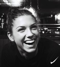 """""""When you want to give up, think of the people who would love to see you fail. Prove them wrong."""" - Alex Morgan"""