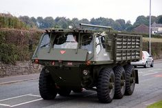 British Army CDD 501E Army Vehicles, Armored Vehicles, British Army, British Tanks, Amphibious Vehicle, Armored Truck, British Armed Forces, Heavy Truck, Modern Warfare